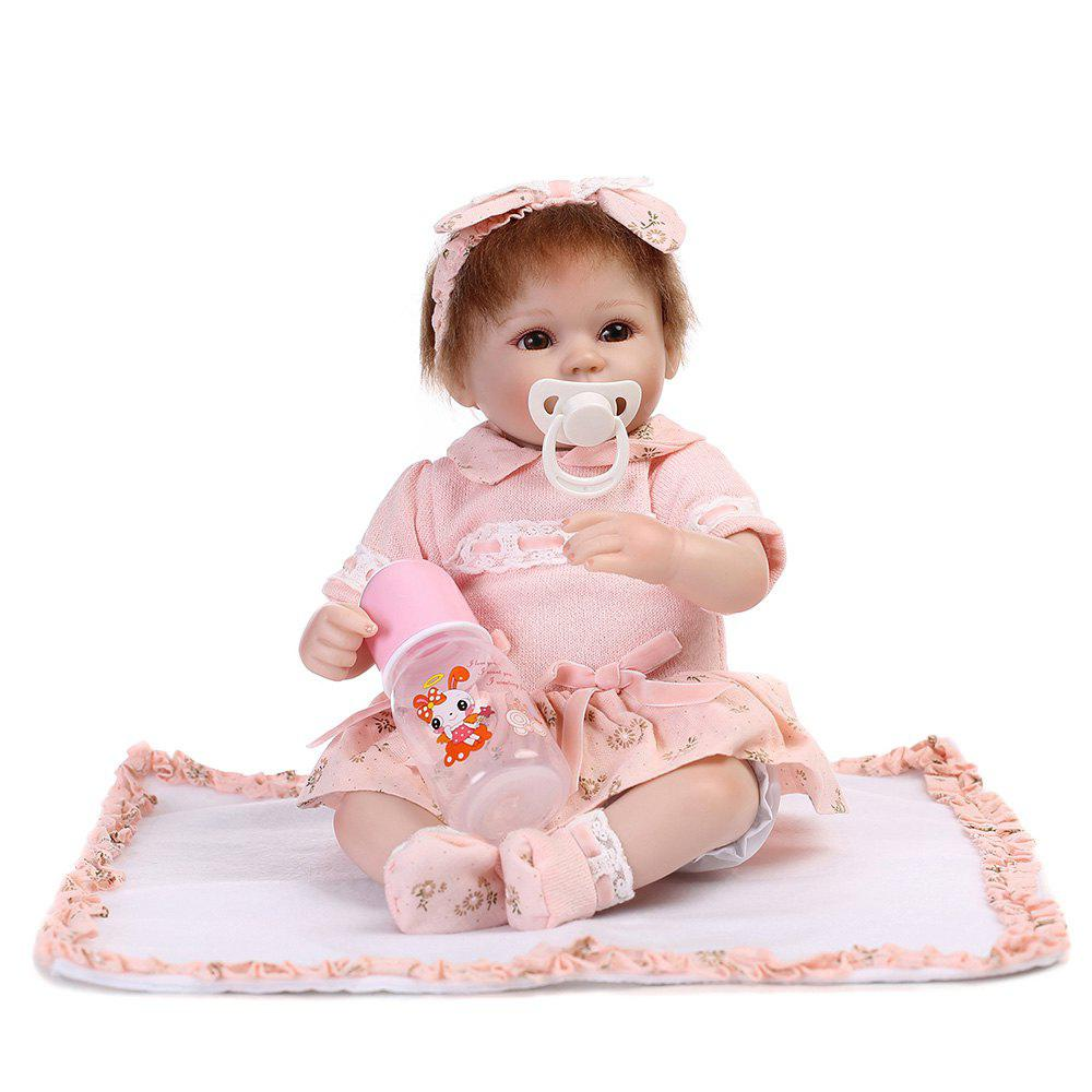Soft Silicone Princess Doll Toy Gift