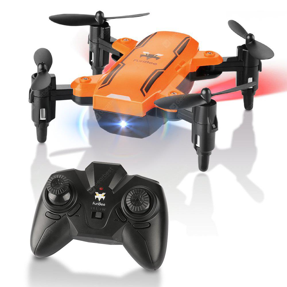 FuriBee H815 2.4GHz 4CH 6 Axis Gyro Control remoto Mini Quadcopter