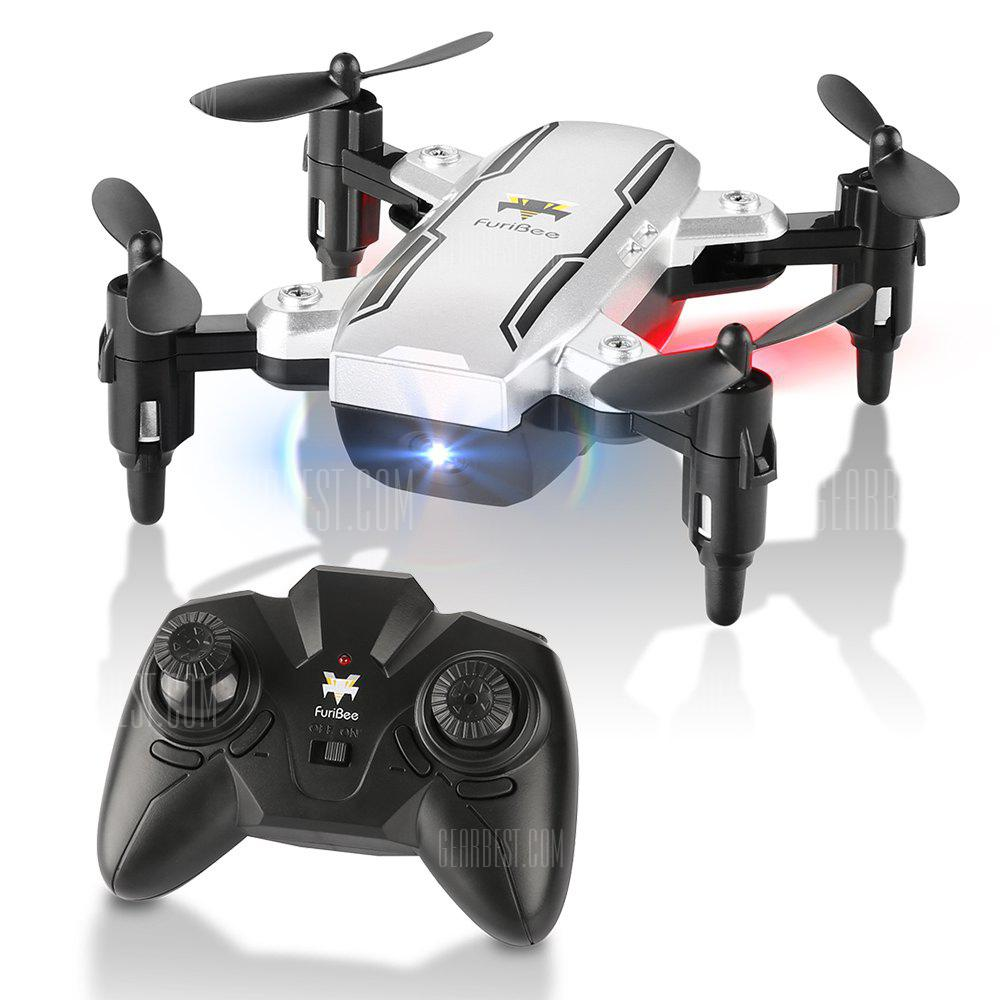 H815 2.4GHz 4CH 6 Axis Gyro Remote Control Mini Quadcopter