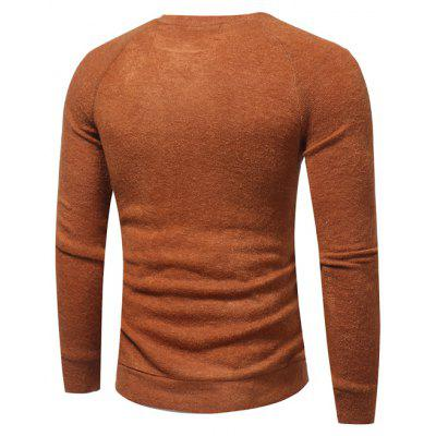 Men Stylish Button Decorated Knitting SweaterMens Sweaters &amp; Cardigans<br>Men Stylish Button Decorated Knitting Sweater<br><br>Occasion: Casual<br>Package Contents: 1 x Knitting Sweater<br>Package size: 30.00 x 20.00 x 2.00 cm / 11.81 x 7.87 x 0.79 inches<br>Package weight: 0.3400 kg<br>Pattern: Solid Color<br>Product weight: 0.3200 kg<br>Thickness: Regular