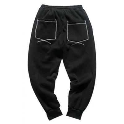 Casual Comfortable SweatpantsMens Pants<br>Casual Comfortable Sweatpants<br><br>Material: Cotton, Polyester<br>Occasion: Casual<br>Package Contents: 1 x Pants<br>Package size: 30.00 x 35.00 x 5.00 cm / 11.81 x 13.78 x 1.97 inches<br>Package weight: 0.5500 kg<br>Product weight: 0.4500 kg<br>Style: Casual