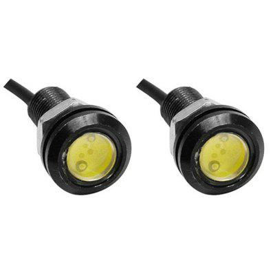 23mm Eagle Eye White High Power LED Light 10pcsCar Lights<br>23mm Eagle Eye White High Power LED Light 10pcs<br><br>Apply lamp position: External Lights<br>Connector: Cable Connector<br>Lumens: 110lm<br>Package Contents: 10 x Light<br>Package size (L x W x H): 11.50 x 8.00 x 8.00 cm / 4.53 x 3.15 x 3.15 inches<br>Package weight: 0.1750 kg<br>Product size (L x W x H): 2.30 x 3.20 x 2.30 cm / 0.91 x 1.26 x 0.91 inches<br>Product weight: 0.1500 kg<br>Type: Car LED<br>Type of lamp-house: LED<br>Voltage: 12V