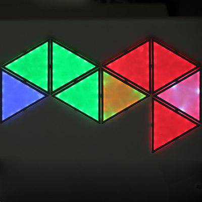 Smart Tangram Landscape LED Light Puzzle RGB 9PCS