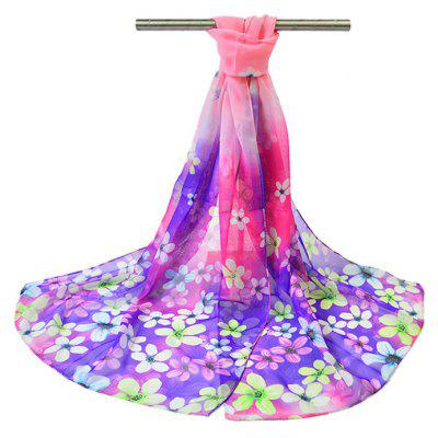 Soft Skin-friendly Flowers Printed Chiffon ScarfWomens Scarves<br>Soft Skin-friendly Flowers Printed Chiffon Scarf<br><br>Material: Chiffon<br>Package Content: 1 x Scarf<br>Package Dimension: 30.00 x 40.00 x 2.00 cm / 11.81 x 15.75 x 0.79 inches<br>Package weight: 0.0500 kg<br>Product weight: 0.0450 kg<br>Season: Winter, Spring, Fall<br>Style: Formal, Fashion, Casual