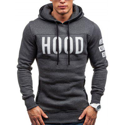 CTSmart Men Trendy Letter Pattern Long Sleeve HoodieMens Hoodies &amp; Sweatshirts<br>CTSmart Men Trendy Letter Pattern Long Sleeve Hoodie<br><br>Brand: CTSmart<br>Clothes Type: Hoodie<br>Material: Cotton<br>Occasion: Casual<br>Package Contents: 1 x Hoodie<br>Package size: 40.00 x 30.00 x 1.00 cm / 15.75 x 11.81 x 0.39 inches<br>Package weight: 0.6900 kg<br>Product weight: 0.5500 kg<br>Thickness: Thick