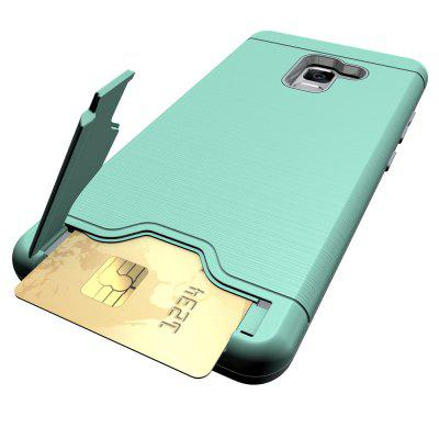 Solid Color Cover Case with Card Slot DesignSamsung S Series<br>Solid Color Cover Case with Card Slot Design<br><br>Features: Back Cover<br>For: Samsung Mobile Phone<br>Material: PC, TPU<br>Package Contents: 1 x Phone Case<br>Package size (L x W x H): 18.00 x 10.00 x 2.80 cm / 7.09 x 3.94 x 1.1 inches<br>Package weight: 0.0800 kg<br>Product size (L x W x H): 16.50 x 8.10 x 1.50 cm / 6.5 x 3.19 x 0.59 inches<br>Product weight: 0.0630 kg<br>Style: Modern