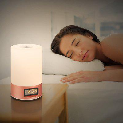 Utorch Wake Up Light Touch Sensor Clock LED Bedside Lamp