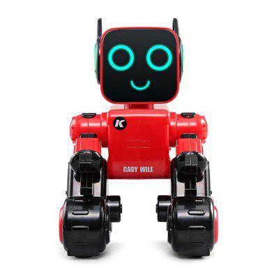 JJRC R4 Multifunctional Voice-activated Intelligent RC Robot -  RED