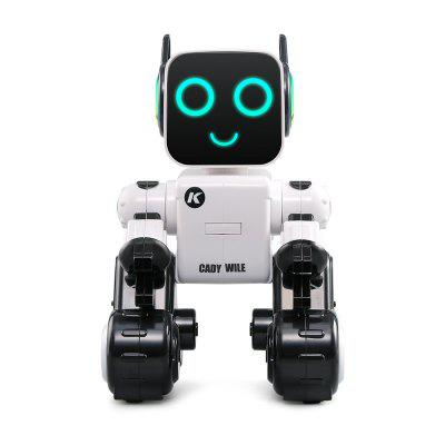 JJRC R4 Voice-activated Intelligent RC Robot -  WHITE