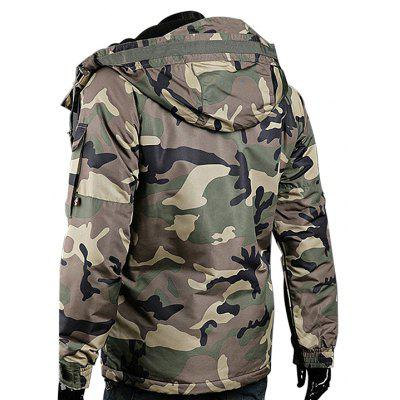 Male Casual Camouflage Printing Long Hooded ParkasMens Jackets &amp; Coats<br>Male Casual Camouflage Printing Long Hooded Parkas<br><br>Closure Type: Zipper<br>Clothes Type: Down &amp; Parkas<br>Collar: Hooded<br>Embellishment: Printing<br>Materials: Cotton, Cotton Blend<br>Occasion: Daily Use<br>Package Content: 1 x Parkas<br>Package Dimension: 35.00 x 25.00 x 2.00 cm / 13.78 x 9.84 x 0.79 inches<br>Package weight: 0.5200 kg<br>Pattern Type: Others<br>Product weight: 0.5000 kg<br>Seasons: Winter<br>Shirt Length: Regular<br>Sleeve Length: Long Sleeves<br>Style: Fashion<br>Thickness: Thickening