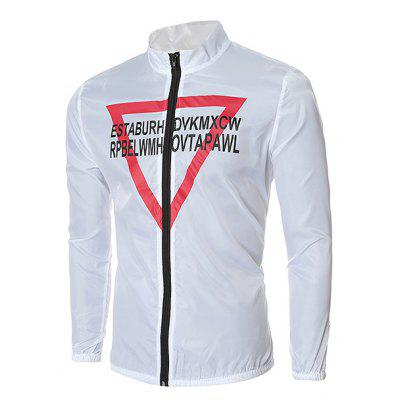 Male Casual Printing JacketMens Jackets &amp; Coats<br>Male Casual Printing Jacket<br><br>Closure Type: Zipper<br>Clothes Type: Jackets<br>Embellishment: Others<br>Materials: Cotton, Cotton Blend<br>Occasion: Daily Use<br>Package Content: 1 x Jacket<br>Package Dimension: 35.00 x 25.00 x 2.00 cm / 13.78 x 9.84 x 0.79 inches<br>Package weight: 0.2800 kg<br>Pattern Type: Others<br>Product weight: 0.2600 kg<br>Seasons: Autumn,Spring<br>Shirt Length: Regular<br>Sleeve Length: Long Sleeves<br>Style: Casual<br>Thickness: Medium thickness