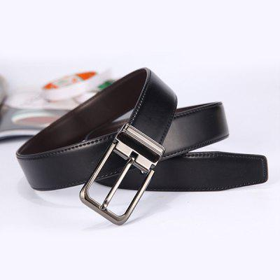 Male Business Trendy Pin Buckle Trouser BeltMens Belts<br>Male Business Trendy Pin Buckle Trouser Belt<br><br>Package Size(L x W x H): 10.00 x 4.00 x 10.00 cm / 3.94 x 1.57 x 3.94 inches<br>Package weight: 0.2200 kg<br>Packing List: 1 x Belt<br>Product weight: 0.2000 kg