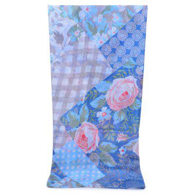 Women\s Fashion Flower Printed Silk ScarfWomens Scarves<br>Women\s Fashion Flower Printed Silk Scarf<br><br>Material: Voile<br>Package Content: 1 x Silk Scarf<br>Package Dimension: 30.00 x 40.00 x 1.00 cm / 11.81 x 15.75 x 0.39 inches<br>Package weight: 0.0950 kg<br>Product weight: 0.0900 kg<br>Season: Winter, Summer, Spring, Fall<br>Style: Casual