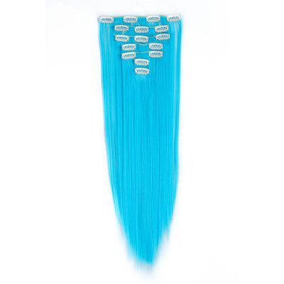 TODO D3000 Long Straight Hair Extensions