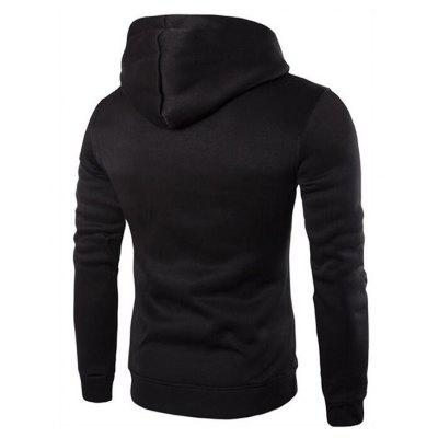 CTSmart Solid Color HoodieMens Hoodies &amp; Sweatshirts<br>CTSmart Solid Color Hoodie<br><br>Brand: CTSmart<br>Clothes Type: Hoodie<br>Material: Cotton, Polyester<br>Occasion: Casual<br>Package Contents: 1 x Hoodie<br>Package size: 40.00 x 30.00 x 1.00 cm / 15.75 x 11.81 x 0.39 inches<br>Package weight: 0.4900 kg<br>Pattern: Solid Color<br>Product weight: 0.4500 kg<br>Thickness: Regular