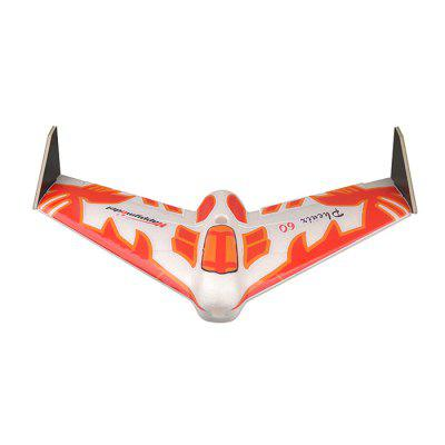 600mm EPO Flying Fixed-wing FPV Trainer RC Aircraft Kit