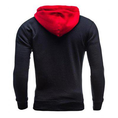 CTSmart Splicing Hoodie JacketMens Hoodies &amp; Sweatshirts<br>CTSmart Splicing Hoodie Jacket<br><br>Brand: CTSmart<br>Closure Type: Zipper<br>Clothes Type: Hoodie Jacket<br>Material: Cotton, Polyester<br>Occasion: Casual<br>Package Contents: 1 x Hoodie Jacket<br>Package size: 35.00 x 30.00 x 2.00 cm / 13.78 x 11.81 x 0.79 inches<br>Package weight: 0.5300 kg<br>Product weight: 0.5100 kg<br>Thickness: Regular