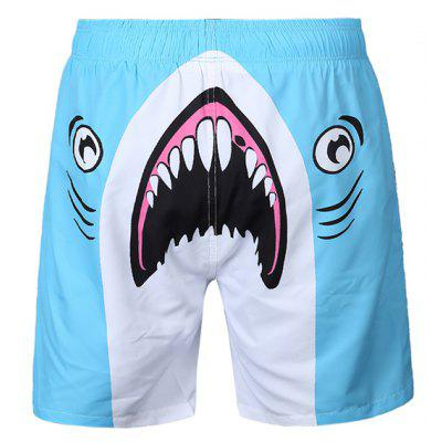 Mr 1991 INC Miss Go Shark Motifs Beach ShortsMens Pants<br>Mr 1991 INC Miss Go Shark Motifs Beach Shorts<br><br>Brand: Mr.1991INC&amp;Miss.Go<br>Material: Polyester<br>Occasion: Casual<br>Package Contents: 1 x Shorts<br>Package size: 38.00 x 30.00 x 1.00 cm / 14.96 x 11.81 x 0.39 inches<br>Package weight: 0.1700 kg<br>Product weight: 0.1500 kg<br>Style: Casual<br>Thickness: Regular