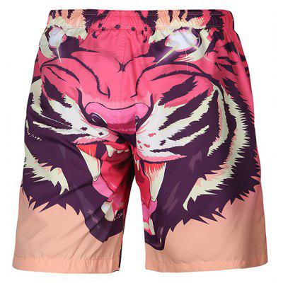 Mr 1991 INC Miss Go Tiger Head Motif Beach ShortsMens Shorts<br>Mr 1991 INC Miss Go Tiger Head Motif Beach Shorts<br><br>Brand: Mr.1991INC&amp;Miss.Go<br>Material: Polyester<br>Occasion: Casual<br>Package Contents: 1 x Shorts<br>Package size: 38.00 x 30.00 x 1.00 cm / 14.96 x 11.81 x 0.39 inches<br>Package weight: 0.1700 kg<br>Product weight: 0.1500 kg<br>Thickness: Regular