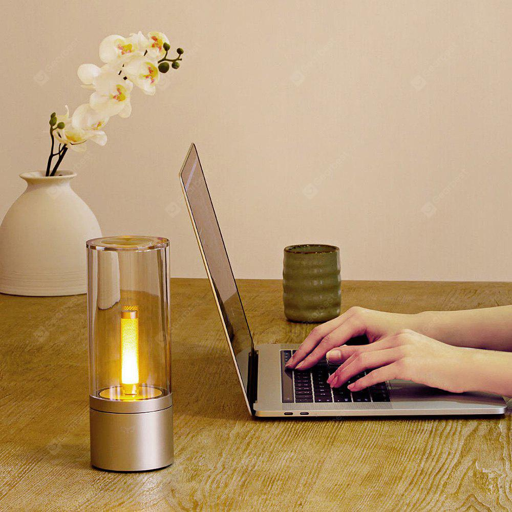 Yeelight YLFW01YL Smart Atmosphere Candela Light ( Xiaomi Ecosystem Product ) - Warm White Light 1pc
