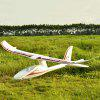 SKYEASY 1050mm Wingspan Fixed Wing Glider RC Drone - WHITE