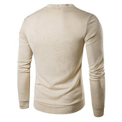Men Stylish V-neck Knitting CardiganMens Sweaters &amp; Cardigans<br>Men Stylish V-neck Knitting Cardigan<br><br>Closure Type: Button<br>Material: Cotton Blends, Polyester<br>Occasion: Casual<br>Package Contents: 1 x Knitting Cardigan<br>Package size: 35.00 x 25.00 x 2.00 cm / 13.78 x 9.84 x 0.79 inches<br>Package weight: 0.3700 kg<br>Pattern: Solid Color<br>Product weight: 0.3500 kg<br>Thickness: Regular