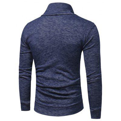 Simple Stand Collar SweatshirtMens Hoodies &amp; Sweatshirts<br>Simple Stand Collar Sweatshirt<br><br>Clothes Type: Sweatshirt<br>Material: Polyester, Cotton<br>Occasion: Casual<br>Package Contents: 1 x Sweatshirt, 1 x Sweatshirt<br>Package size: 30.00 x 20.00 x 3.00 cm / 11.81 x 7.87 x 1.18 inches<br>Package weight: 0.4500 kg, 0.4500 kg<br>Pattern: Solid Color<br>Product weight: 0.4300 kg, 0.4300 kg