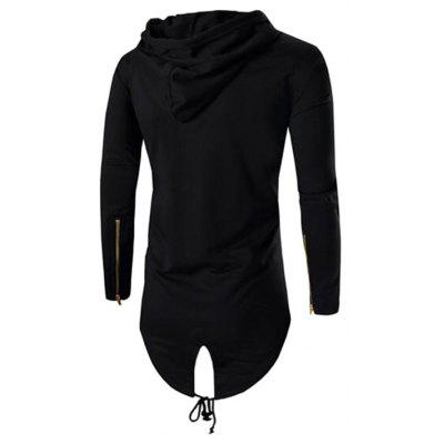 CTSmart Men Fashion Hoodie Jacket вафельницы