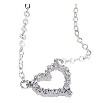 Peach Heart Pendant Chain Women NecklaceNecklaces &amp; Pendants<br>Peach Heart Pendant Chain Women Necklace<br><br>Package Contents: 1 x Necklace<br>Package size (L x W x H): 10.00 x 6.00 x 2.00 cm / 3.94 x 2.36 x 0.79 inches<br>Package weight: 0.0224 kg<br>Product weight: 0.0024 kg<br>Style: Fashion<br>Type: Necklaces