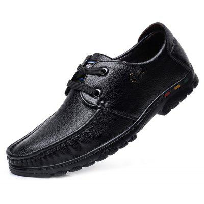 Men Casual Soft Breathable Well-matched Oxford Shoes