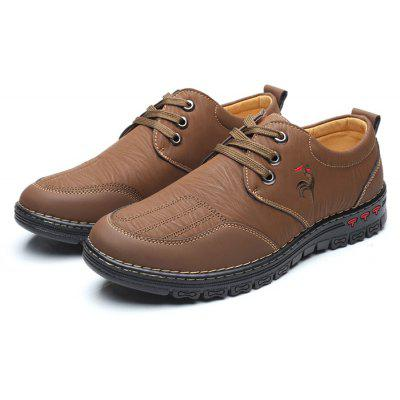 Men Versatile Soft Hiking Casual Oxford Shoes