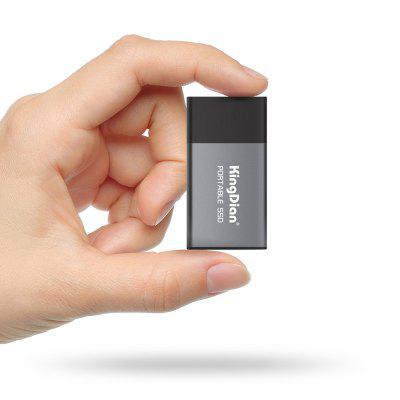 KingDian P10 SSD Portable Solid State Drive