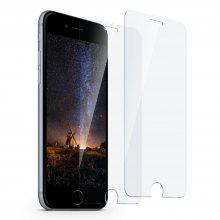 Siroflo 3D Curved Tempered Glass Screen Protector Film for iPhone 8 / 7 / 6 2PCS