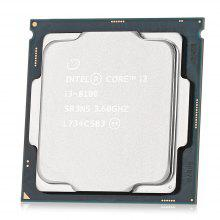 Intel Core i3 8100 Processor Quad-core CPU
