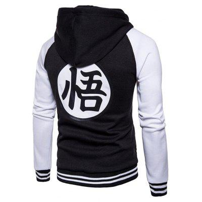 CTSmart Men Splicing Hoodie JacketMens Hoodies &amp; Sweatshirts<br>CTSmart Men Splicing Hoodie Jacket<br><br>Brand: CTSmart<br>Closure Type: Zipper<br>Clothes Type: Hoodie Jacket<br>Material: Cotton, Polyester<br>Occasion: Casual<br>Package Contents: 1 x Hoodie Jacket<br>Package size: 35.00 x 30.00 x 2.00 cm / 13.78 x 11.81 x 0.79 inches<br>Package weight: 0.5000 kg<br>Product weight: 0.4800 kg<br>Thickness: Regular