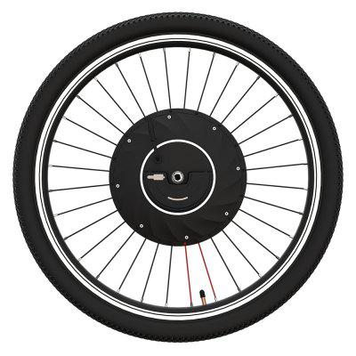 26 inch Electric Bike Front Wheel E-bike Bicycle Conversion KitElectric Bikes<br>26 inch Electric Bike Front Wheel E-bike Bicycle Conversion Kit<br><br>Braking System: Disc Brake<br>Package Content: 1 x Electric Bike Front Wheel, 1 x Speed Controller with Display, 1 x Battery, 1 x Charger, 1 x Phone Holder, 1 x Pedal Power Assistant, 1 x English User Manual<br>Package size: 75.90 x 75.90 x 9.20 cm / 29.88 x 29.88 x 3.62 inches<br>Package weight: 13.8000 kg<br>Product weight: 12.0000 kg<br>Wheel Size: 26 inches