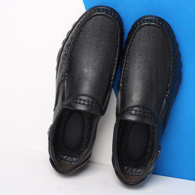 Men Soft Well-matched Casual Oxford ShoesMen's Oxford<br>Men Soft Well-matched Casual Oxford Shoes<br><br>Closure Type: Slip-On, Slip-On<br>Contents: 1 x Pair of Shoes, 1 x Box, 1 x Pair of Shoes, 1 x Box<br>Function: Slip Resistant, Slip Resistant<br>Materials: Rubber, Rubber, PU, PU<br>Occasion: Office, Party, Party, Shopping, Shopping, Tea Party, Tea Party, Office, Holiday, Casual, Casual, Formal, Daily, Daily, Dress, Holiday, Formal, Dress<br>Outsole Material: Rubber, Rubber<br>Package Size ( L x W x H ): 30.00 x 20.00 x 10.00 cm / 11.81 x 7.87 x 3.94 inches, 30.00 x 20.00 x 10.00 cm / 11.81 x 7.87 x 3.94 inches<br>Package weight: 0.7500 kg, 0.7500 kg<br>Pattern Type: Solid, Solid<br>Product weight: 0.7000 kg, 0.7000 kg<br>Seasons: Autumn,Spring, Autumn,Spring<br>Style: Business, Business, Fashion, Casual, Casual, Comfortable, Fashion, Formal, Formal, Leisure, Leisure, Modern, Modern, Comfortable<br>Toe Shape: Round Toe, Round Toe<br>Type: Casual Leather Shoes, Casual Leather Shoes<br>Upper Material: PU, PU