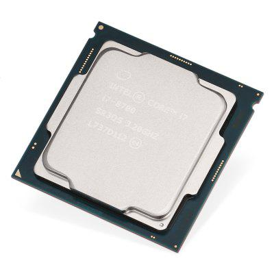 Intel Core i7 8700 Processor Hexa-core CPUCPU<br>Intel Core i7 8700 Processor Hexa-core CPU<br><br>Brand: Intel<br>Chip Process: 14nm<br>CPU Frequency: 3.2GHz<br>CPU Series: Core i7<br>Interface Type: LGA1151<br>Number of Cores: Hexa Core<br>Package size: 7.00 x 7.00 x 2.00 cm / 2.76 x 2.76 x 0.79 inches<br>Package weight: 0.0340 kg<br>Packing List: 1 x CPU<br>Product size: 3.60 x 3.60 x 0.40 cm / 1.42 x 1.42 x 0.16 inches<br>Product weight: 0.0310 kg