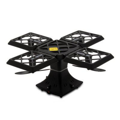 414 Foldable Square RC Drone APP Control / Altitude Hold