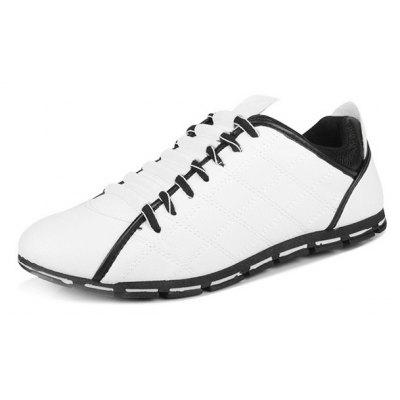 Men Soft Ultralight Casual SneakersMen's Sneakers<br>Men Soft Ultralight Casual Sneakers<br><br>Closure Type: Slip-On<br>Contents: 1 x Pair of Shoes, 1 x Box<br>Function: Slip Resistant<br>Materials: Rubber, PU<br>Occasion: Sports, Shopping, Riding, Outdoor Clothing, Running, Casual, Daily, Holiday<br>Outsole Material: Rubber<br>Package Size ( L x W x H ): 30.00 x 20.00 x 10.00 cm / 11.81 x 7.87 x 3.94 inches<br>Package weight: 0.7000 kg<br>Pattern Type: Solid<br>Product weight: 0.6500 kg<br>Seasons: Autumn,Spring<br>Style: Modern, Leisure, Fashion, Comfortable, Casual<br>Toe Shape: Round Toe<br>Type: Sports Shoes<br>Upper Material: PU