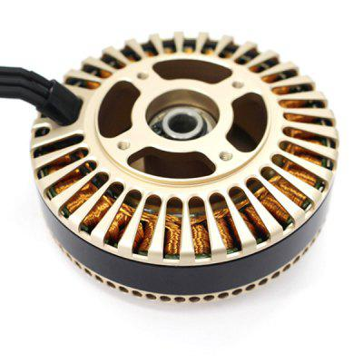 EAGLEPOWER EA70 140KV Large Multi-rotor Motor 1PCMotor<br>EAGLEPOWER EA70 140KV Large Multi-rotor Motor 1PC<br><br>Configuration: 36N40P<br>Internal Resistance: 0.0628 ohm<br>KV: 140<br>Max. Continuous Current (A): 54A<br>Max. Continuous Power (W): 2450W<br>Model: EA70<br>No. of Cells: 6 - 12S<br>Package Contents: 1 x Motor Set<br>Package size (L x W x H): 10.00 x 10.00 x 5.00 cm / 3.94 x 3.94 x 1.97 inches<br>Package weight: 0.3880 kg<br>Product size (L x W x H): 8.96 x 8.96 x 3.33 cm / 3.53 x 3.53 x 1.31 inches<br>Product weight: 0.3000 kg<br>Type: Motor