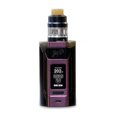 WISMEC Reuleaux RX2 21700 230W with Gnome TC Kit