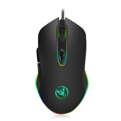 HXSJ S500 RGB Backlight Gaming Mouse