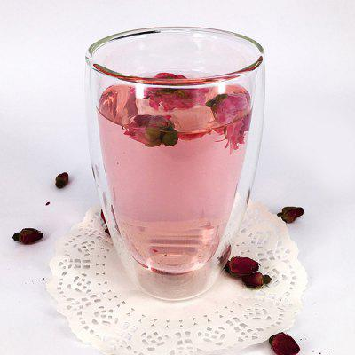 450ml Double Wall Insulated Tumbler Glass Cup