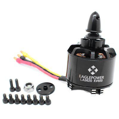 EAGLEPOWER LA3620 600KV Disc Moteur multi-axes