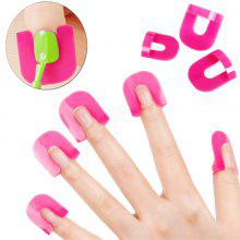 XM Nail Polish Mold Kit Spill-proof Manicure Protector