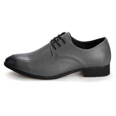 Men British Business Pointed Brush Toe Dress ShoesFormal Shoes<br>Men British Business Pointed Brush Toe Dress Shoes<br><br>Closure Type: Lace-Up<br>Contents: 1 x Pair of Shoes, 1 x Box<br>Function: Slip Resistant<br>Materials: Rubber, Microfiber Leather<br>Occasion: Tea Party, Shopping, Office, Holiday, Formal, Party, Casual, Daily, Dress<br>Outsole Material: Rubber<br>Package Size ( L x W x H ): 30.00 x 20.00 x 10.00 cm / 11.81 x 7.87 x 3.94 inches<br>Package weight: 0.8500 kg<br>Pattern Type: Solid<br>Product weight: 0.8000 kg<br>Seasons: Autumn,Spring<br>Style: Modern, Leisure, Formal, Fashion, Comfortable, Casual, Business<br>Toe Shape: Pointed Toe<br>Type: Modern<br>Upper Material: Microfiber Leather