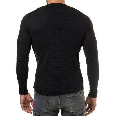 Solid Color Round Neck Knitting SweaterMens Sweaters &amp; Cardigans<br>Solid Color Round Neck Knitting Sweater<br><br>Material: Cotton, Polyester<br>Occasion: Casual<br>Package Contents: 1 x Knitting Sweater<br>Package size: 35.00 x 27.00 x 2.50 cm / 13.78 x 10.63 x 0.98 inches<br>Package weight: 0.2800 kg<br>Pattern: Solid Color<br>Product weight: 0.2600 kg<br>Thickness: Regular