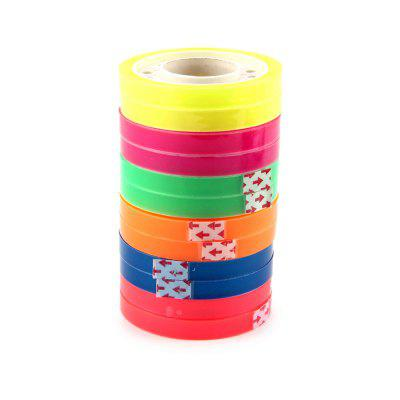 Portable Stationery Tape 12PCSOther Supplies<br>Portable Stationery Tape 12PCS<br><br>Material: Plastic<br>Package Contents: 12 x Tape<br>Package size (L x W x H): 10.00 x 6.00 x 6.00 cm / 3.94 x 2.36 x 2.36 inches<br>Package weight: 0.1130 kg<br>Product size (L x W x H): 9.00 x 5.50 x 5.50 cm / 3.54 x 2.17 x 2.17 inches<br>Product weight: 0.1020 kg