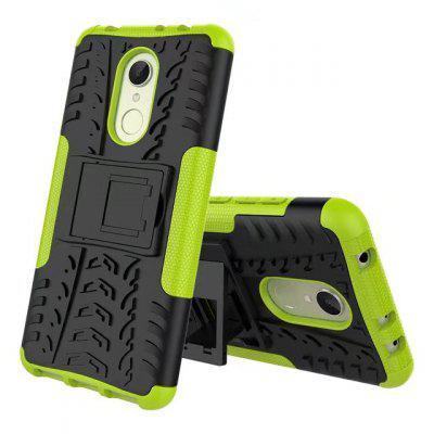 Colored Protective Stand Back Case for Xiaomi Redmi 5 PlusCases &amp; Leather<br>Colored Protective Stand Back Case for Xiaomi Redmi 5 Plus<br><br>Compatible Model: Redmi 5 Plus<br>Features: Back Cover, Cases with Stand<br>Mainly Compatible with: Xiaomi<br>Material: TPU, PC<br>Package Contents: 1 x Case<br>Package size (L x W x H): 20.00 x 10.00 x 2.00 cm / 7.87 x 3.94 x 0.79 inches<br>Package weight: 0.0750 kg<br>Product Size(L x W x H): 16.00 x 8.00 x 0.90 cm / 6.3 x 3.15 x 0.35 inches<br>Product weight: 0.0500 kg